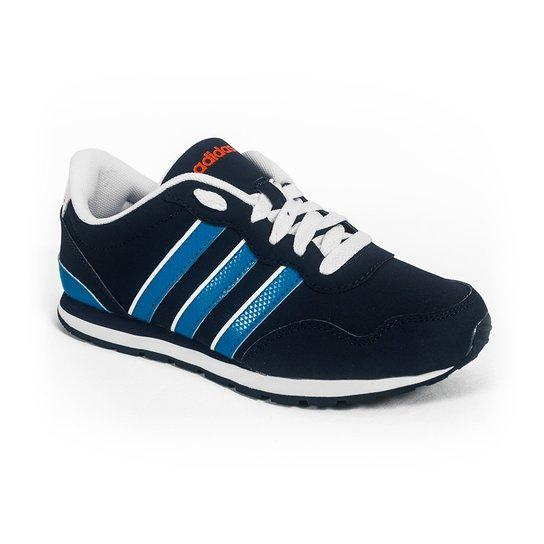12557ad038 Tenis Adidas V Jog K - Compre Agora