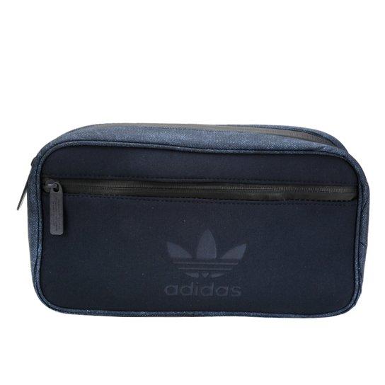 7cdb11273 Pochete Adidas Originals Indigo   Netshoes