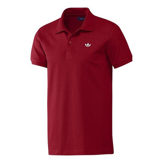 Polo Adidas Adi Pique - Compre Agora  98507e18ea0a2