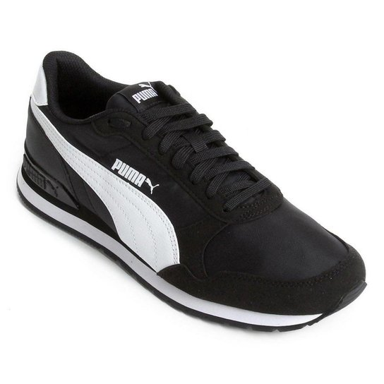 Tênis Puma St Runner V2 Nl - Preto - Compre Agora  5d2c99a5efe85