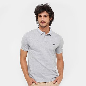 Camisa Polo Timberland Slim Millers Masculina 9a3fc30ee7e26