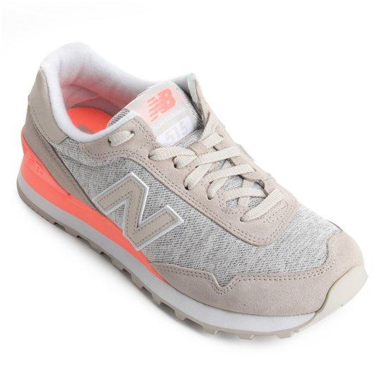 6bd7869efd Tênis Couro New Balance 515 Feminino - Mescla - Compre Agora