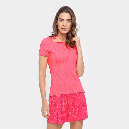 Camiseta Polo Asics Tennis Racer Feminina