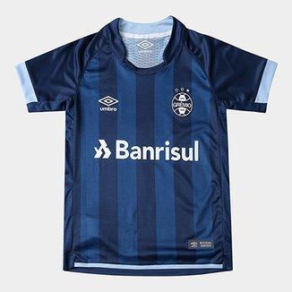 fc8e5a7726 Camisa Grêmio Juvenil III 17/18 n° 10 - Torcedor Umbro