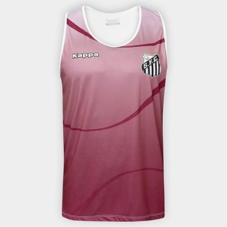 Camiseta Regata Santos Dalmo 17 Masculina 26566d1fe4bce
