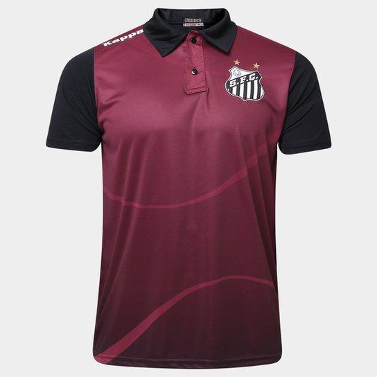 Camisa Polo Santos Zito 17 Masculina - Compre Agora  2e696e8f5949a
