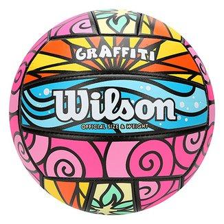 32b8823968 Bola de Vôlei Wilson Graffiti