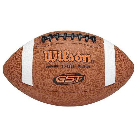 34d804dfc Bola Wilson Futebol Americano GST Composite Oficial - Compre Agora ...