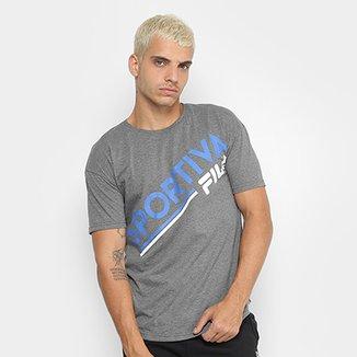 dc21f8e129 Camiseta Fila Sportiva Masculina