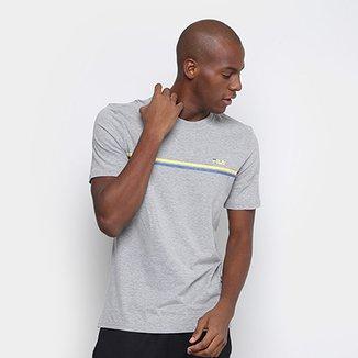 44723f82353 Camiseta Fila Border II Masculina