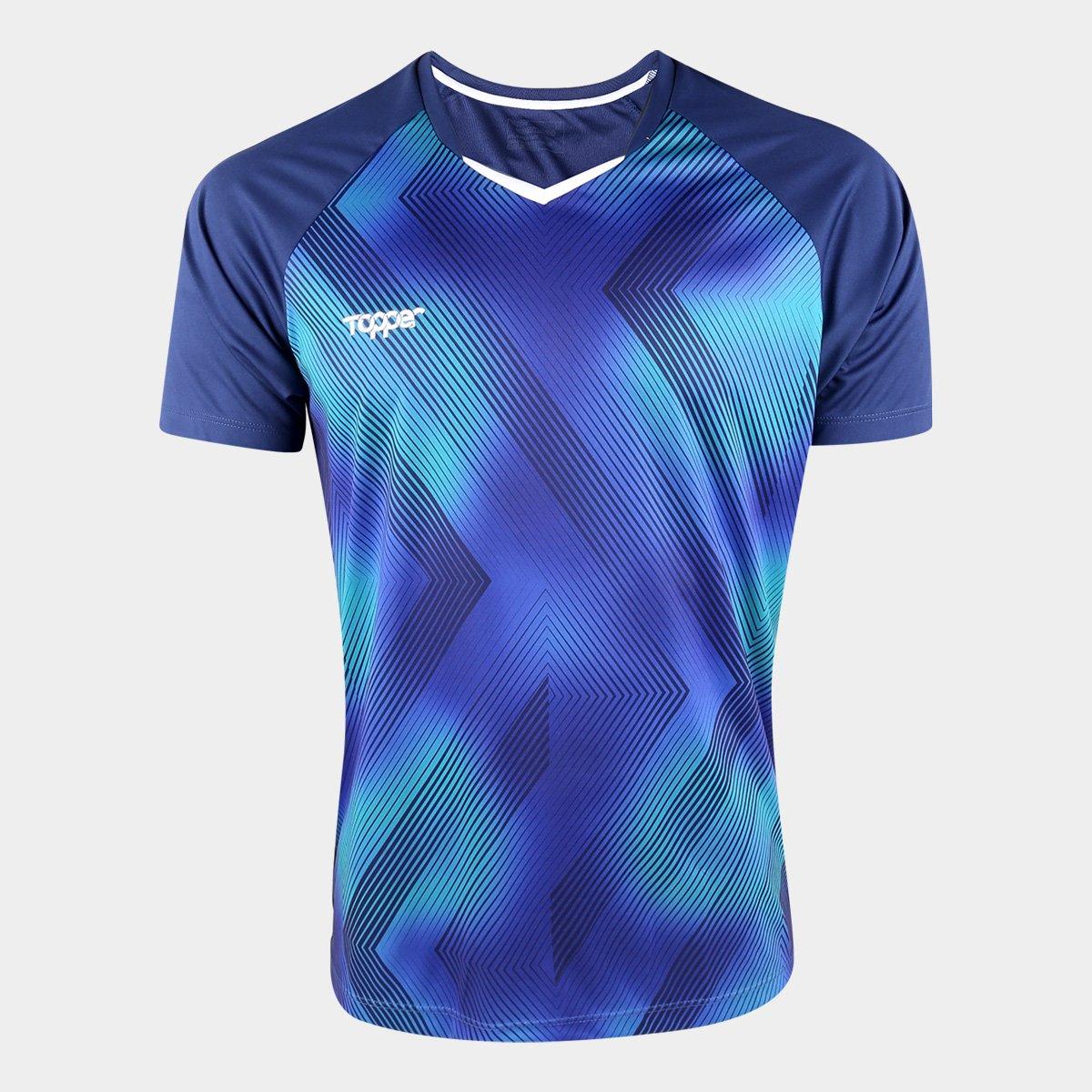 Camisa Topper Geometric Masculina