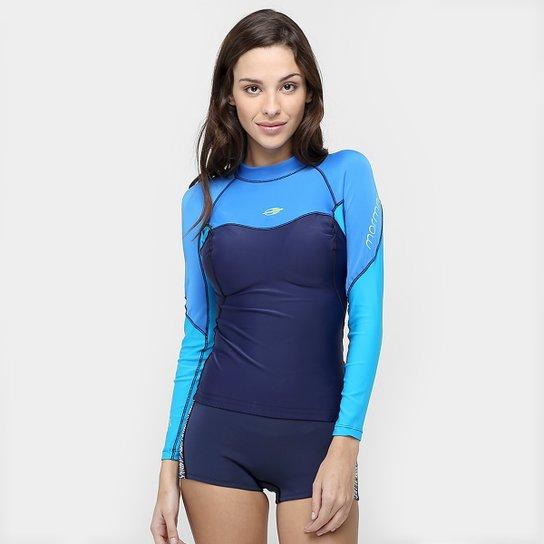 Camiseta Mormaii Diva Pro 2 M L - Compre Agora   Netshoes f973e81e5e