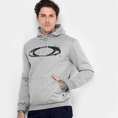 Moletom Oakley O-Dusty Pullover Estampado Masculina
