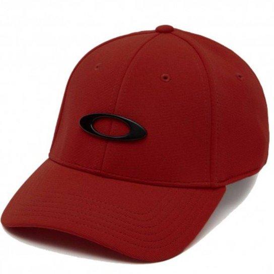 12427f4aeb186 Boné Oakley Tincan Cap - Bordô - Compre Agora