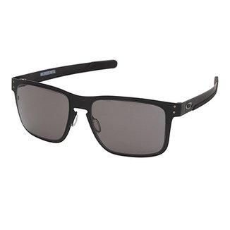 aad62de9c Óculos Oakley Holbrook Metal Prizm 0OO4123 Masculino