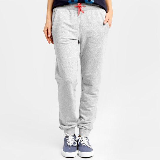 Calça Lacoste Denim - Compre Agora   Netshoes 45c085dc06