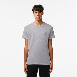 Compre Lacoste Masculino Camiseta Online   Netshoes eca6514bc5