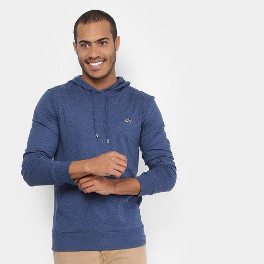 e02c82c6d1e Camiseta Lacoste Capuz Masculina - Compre Agora