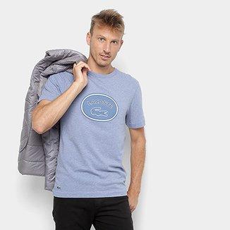 130596dff5041 Compre Camiseta da Lacoste de Frio Online