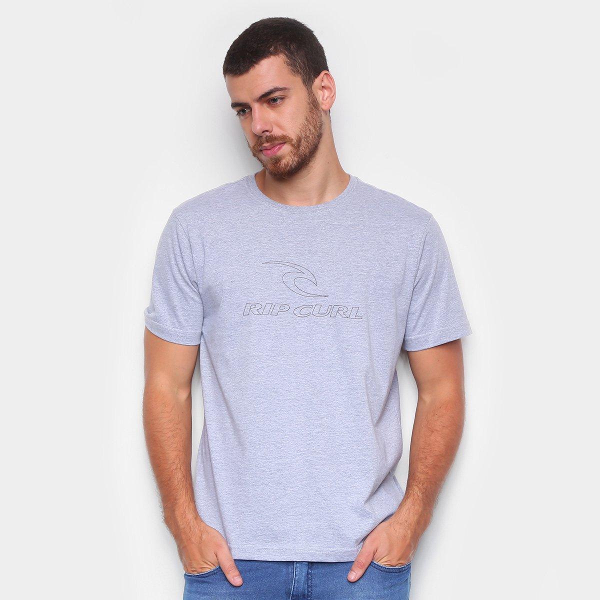 Camiseta Rip Curl Corp III Masculina