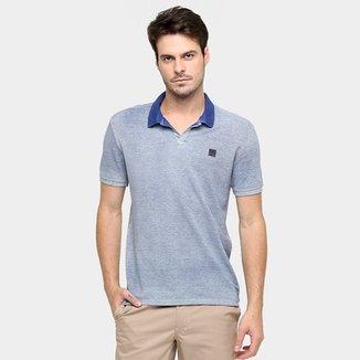 Camisa Polo Calvin Klein Piquet Tinturada 32fe3925b3d12