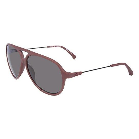 d71d60c141377 Óculos de Sol Calvin Klein Jeans CKJ411S 600 59 - Compre Agora ...