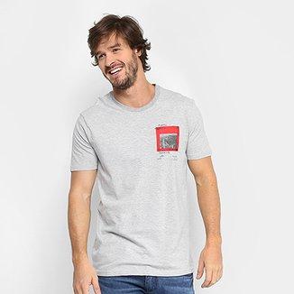 6e485713d342b Compre Camiseta Masculina Calvin Klein Online