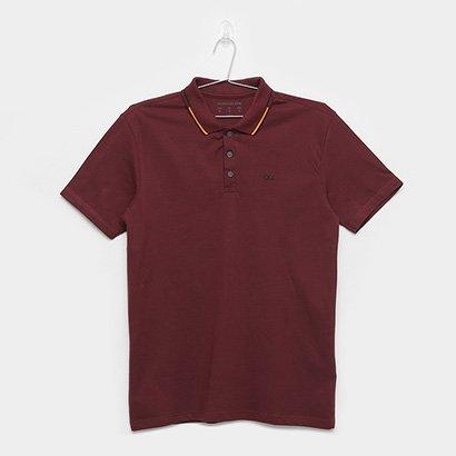 Camisa Polo Infantil Calvin Klein Masculina