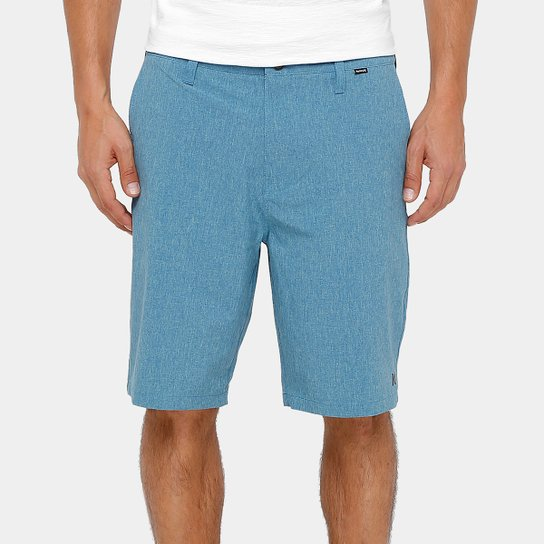 Bermuda Hurley Cos Wlak Phantom Walkshort Masculina - Compre Agora ... 664a0ddd5e3
