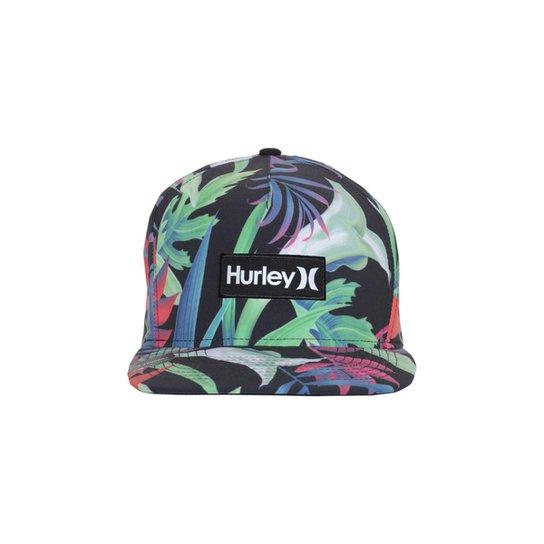 Boné Hurley Tropic - Colorido - Compre Agora  b3ece3f96a5