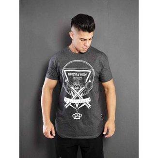 Camiseta masculina Diet Inspiration b0524af7674