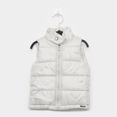 Colete Infantil Up Baby Puffer Masculino