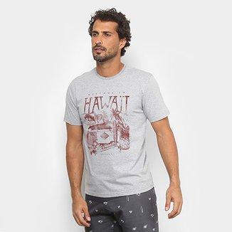 Camiseta Mood Wave Paradise Masculina 7e84e8ad6d9