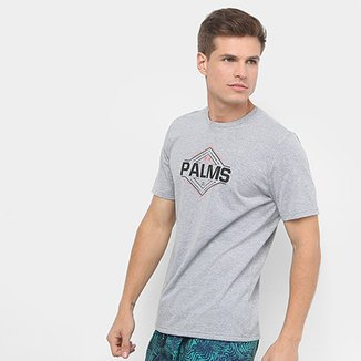 Camiseta MOOD PALMS