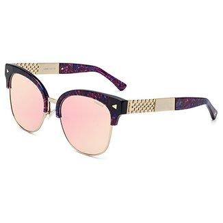e64e347472d02 Óculos de Sol Colcci C0086 com Brilho Feminino