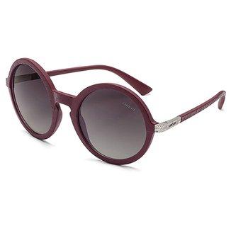 88e665b662a61 Óculos de Sol Colcci Janis Couro Feminino