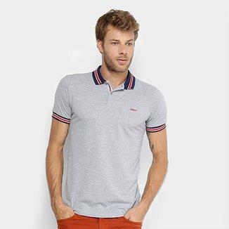 1453abd135 Camisa Polo Colcci Básica Masculina