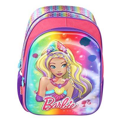 Mochila Infantil Sestini Barbie Feminina