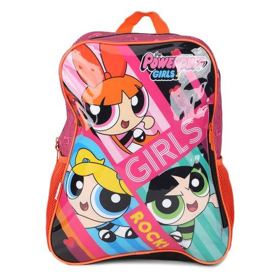 323dcb062 Mochila Infantil Sestini Meninas Superpoderosas 18M - Colorido