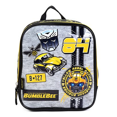 Lancheira Infantil Pacific Transformers Bumblebee