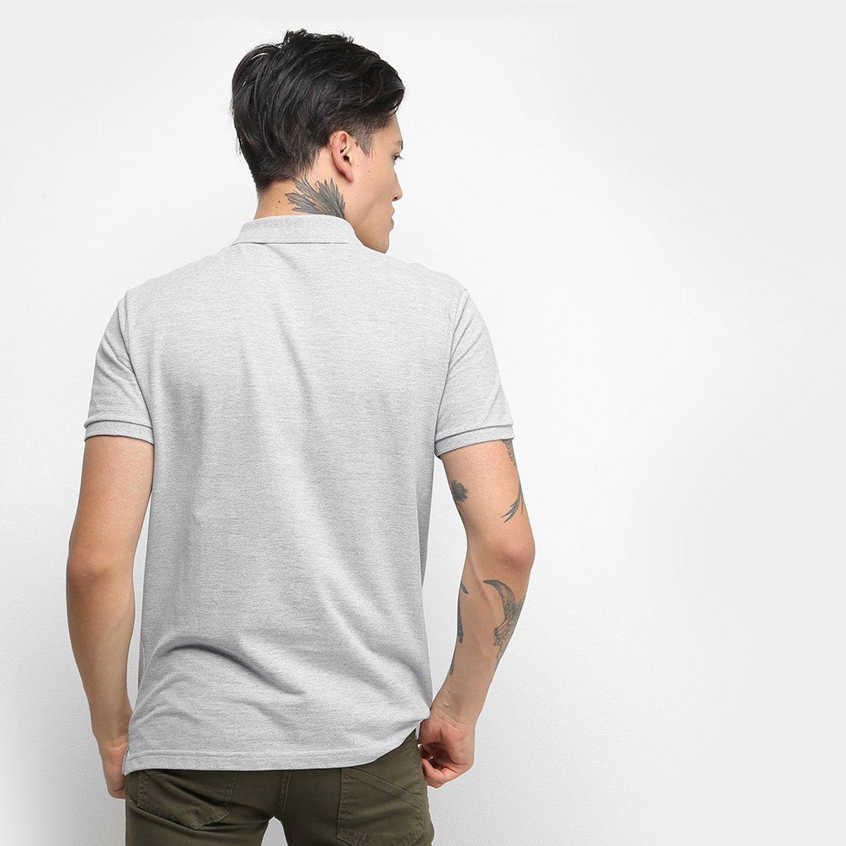 Camisa Polo Ellus Lisa Masculina - Tam: M - 1