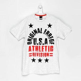 Camiseta RG 518 Estrela Infantil 1b3eadd54036e