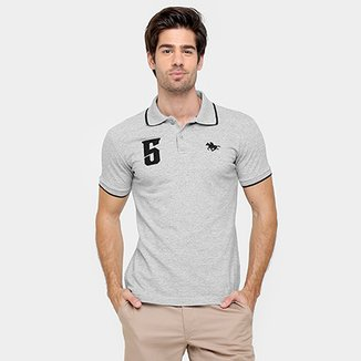 1c1497cdc4 Camisa Polo Rg 518 Piquet Friso Bordado