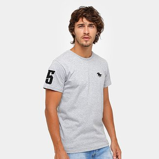 da1f02d45f706 Camiseta RG 518 Básica Bordada Masculina