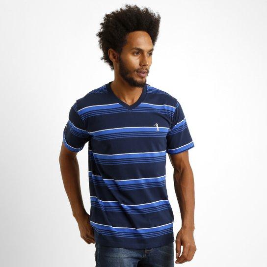 5a94cbd9c8 Camiseta Aleatory Listrada - Compre Agora