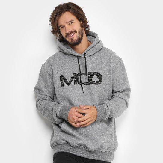dbbe68543e639 Moletom MCD Canguru Core Masculino - Compre Agora