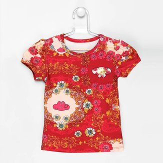 Camiseta Lilica Ripilica Estampada f9961423e10c8