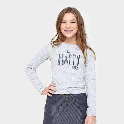 Conjunto Lilica Ripilica Be Happy Infantil