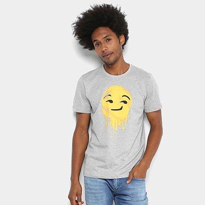 Camiseta Sommer Estampada Masculina