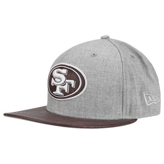 Boné New Era 950 NFL San Francisco 49ers - Compre Agora  f6fe4695180